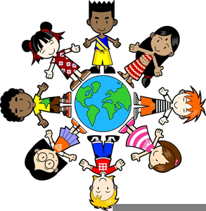 Lds Unity In Diversity Clipart.