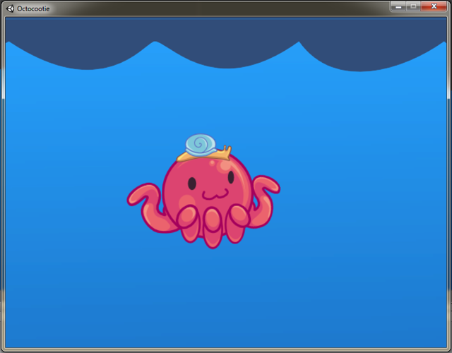 Create a 2D Sprite Sheet for Unity 4.3 in Inkscape.