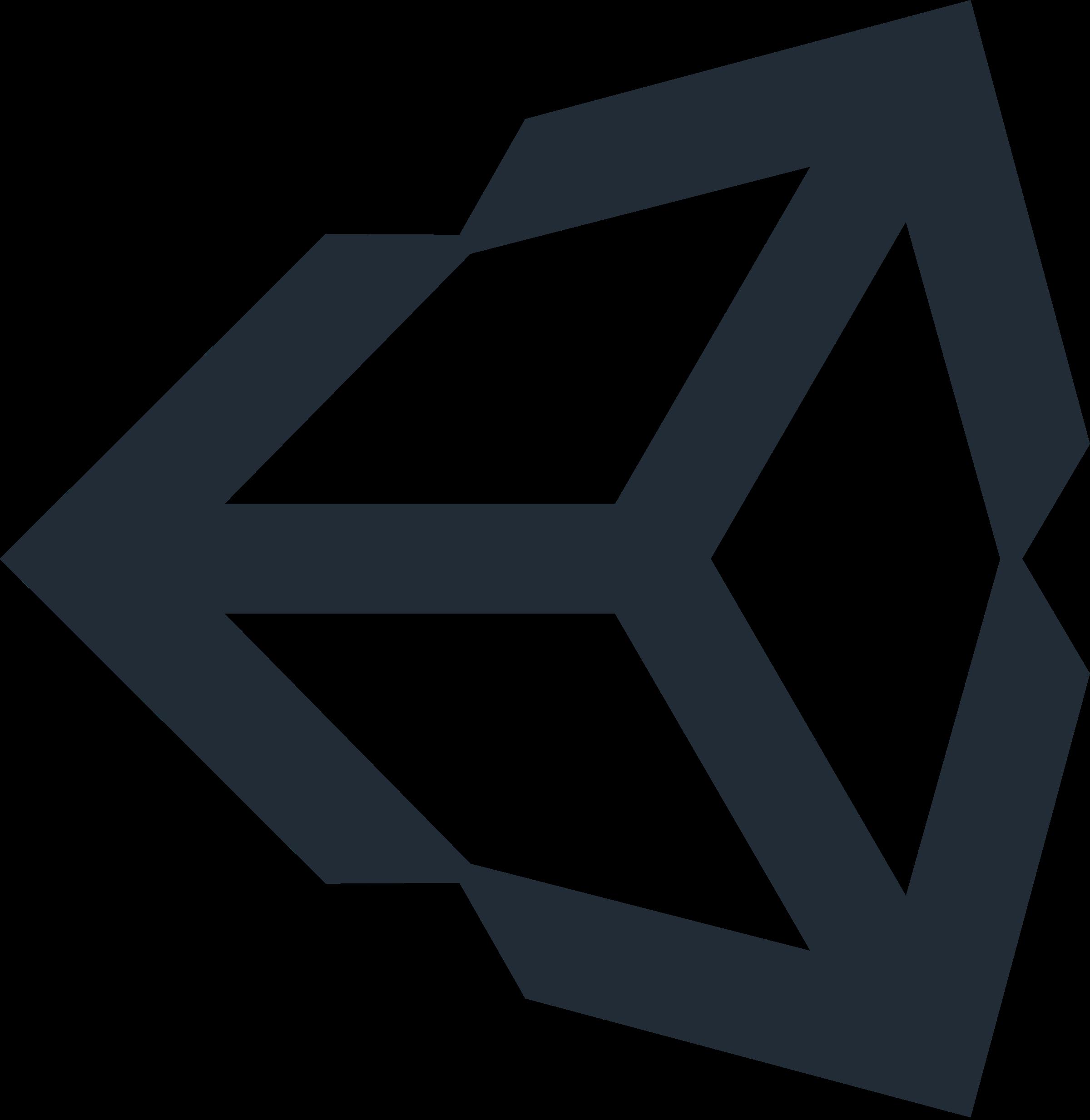 Unity Logo PNG Transparent & SVG Vector.