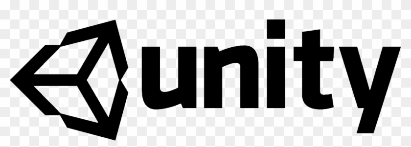 Unity Logo White Png.