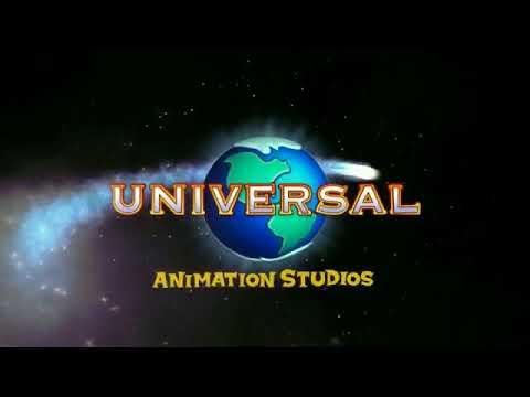 DreamWorks Animation Universal Animation Studios Amblin Entertainment And  Amblimation Logo.