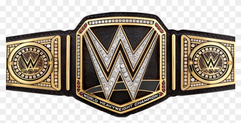 Wwe Championship Belt 2018, HD Png Download (#1067717).
