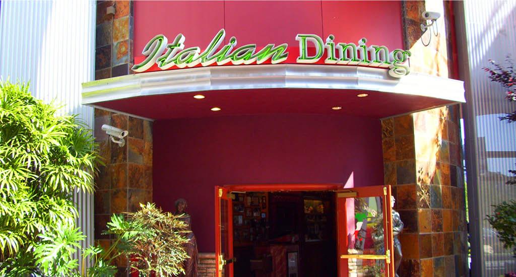Italian Restaurant Universal City CA.