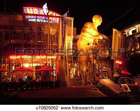 Stock Photo of Orlando, FL, Florida, Universal Orlando Resort.