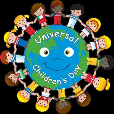 Universal Children\'s Day.