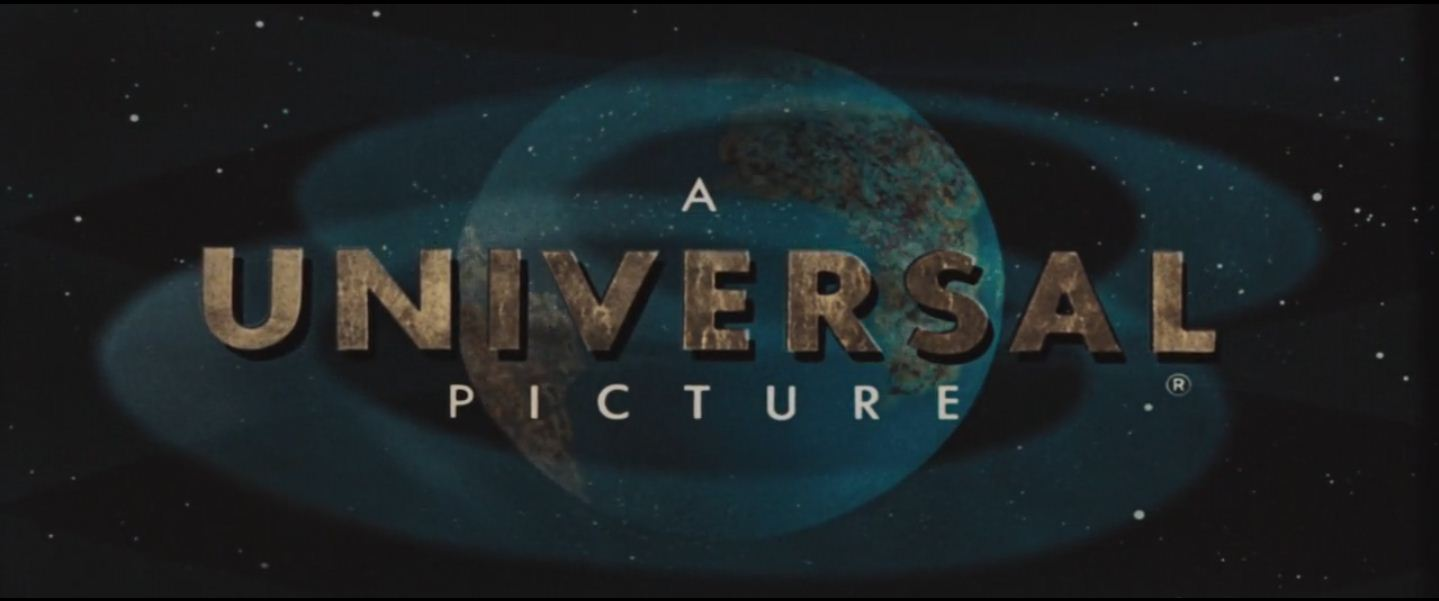 Why is the old Universal logo used for a 2009 movie.