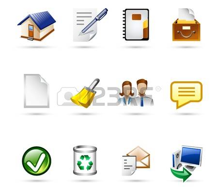 5,553 Message Notification Icon Stock Illustrations, Cliparts And.