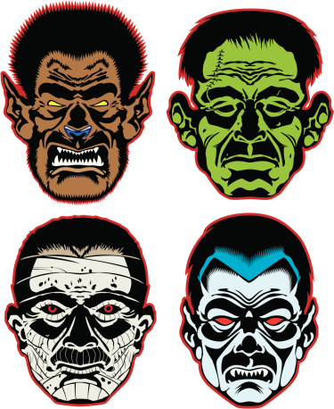 Free Classic Monster Cliparts, Download Free Clip Art, Free.