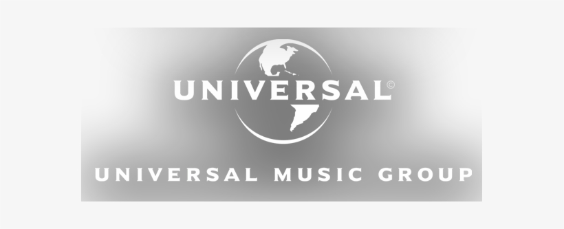 Universal Music Group Logo Png Png Black And White.