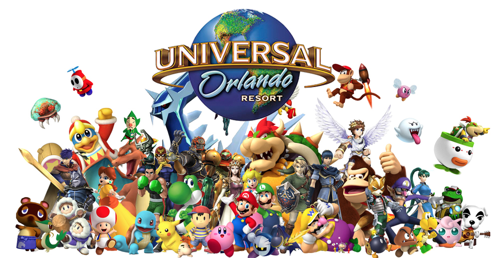 Universal Is Asking Guests To Design A New Theme Park.