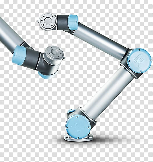 Universal Robots Cobot Robotic arm Industrial robot, Are you.