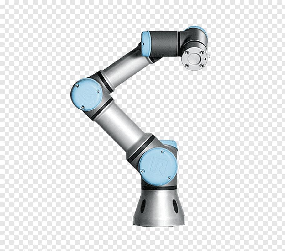 Universal Robots Cobot Robotic arm Automation, robot free.