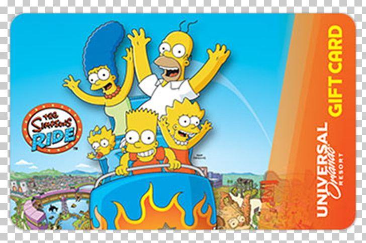The Simpsons Ride Universal Studios Hollywood Universal.