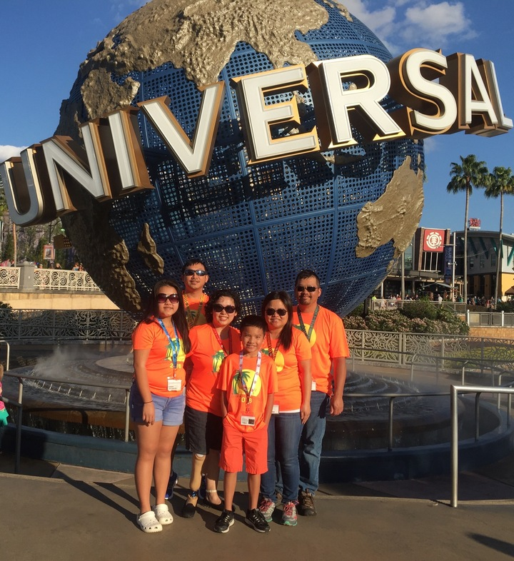 Universal Studios T.