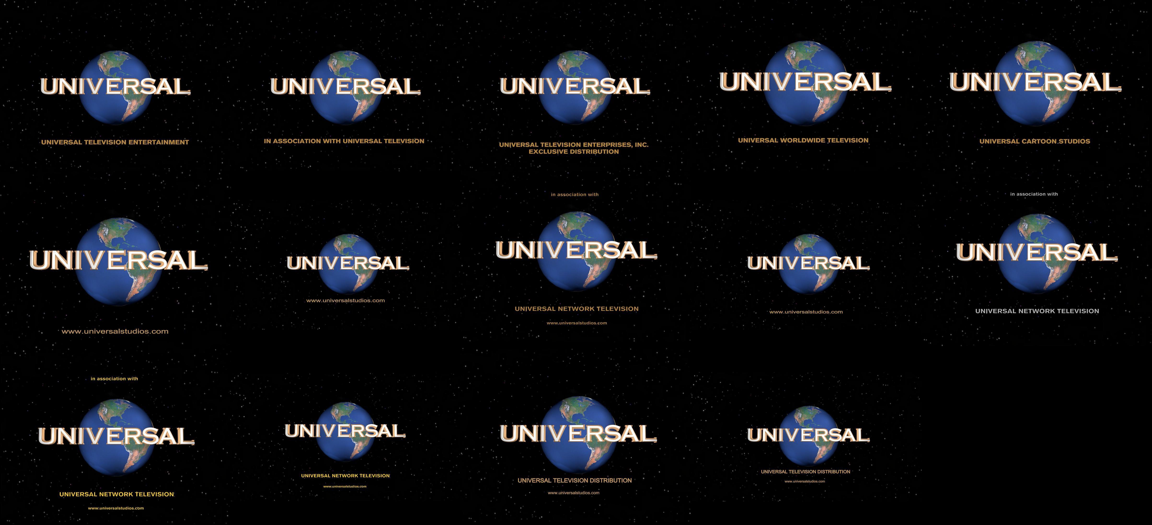 Universal Television Logo.