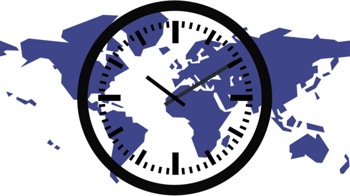 """Universal Time is being proposed for the world that would """"destroy."""