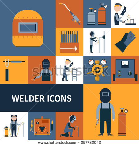Welding Tools Stock Photos, Royalty.