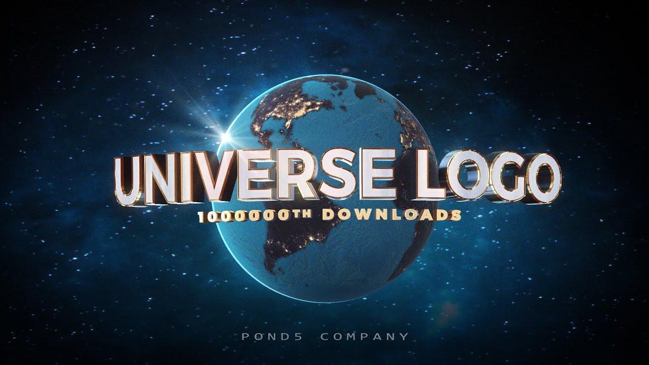 Universe Logo 2016 AE template.