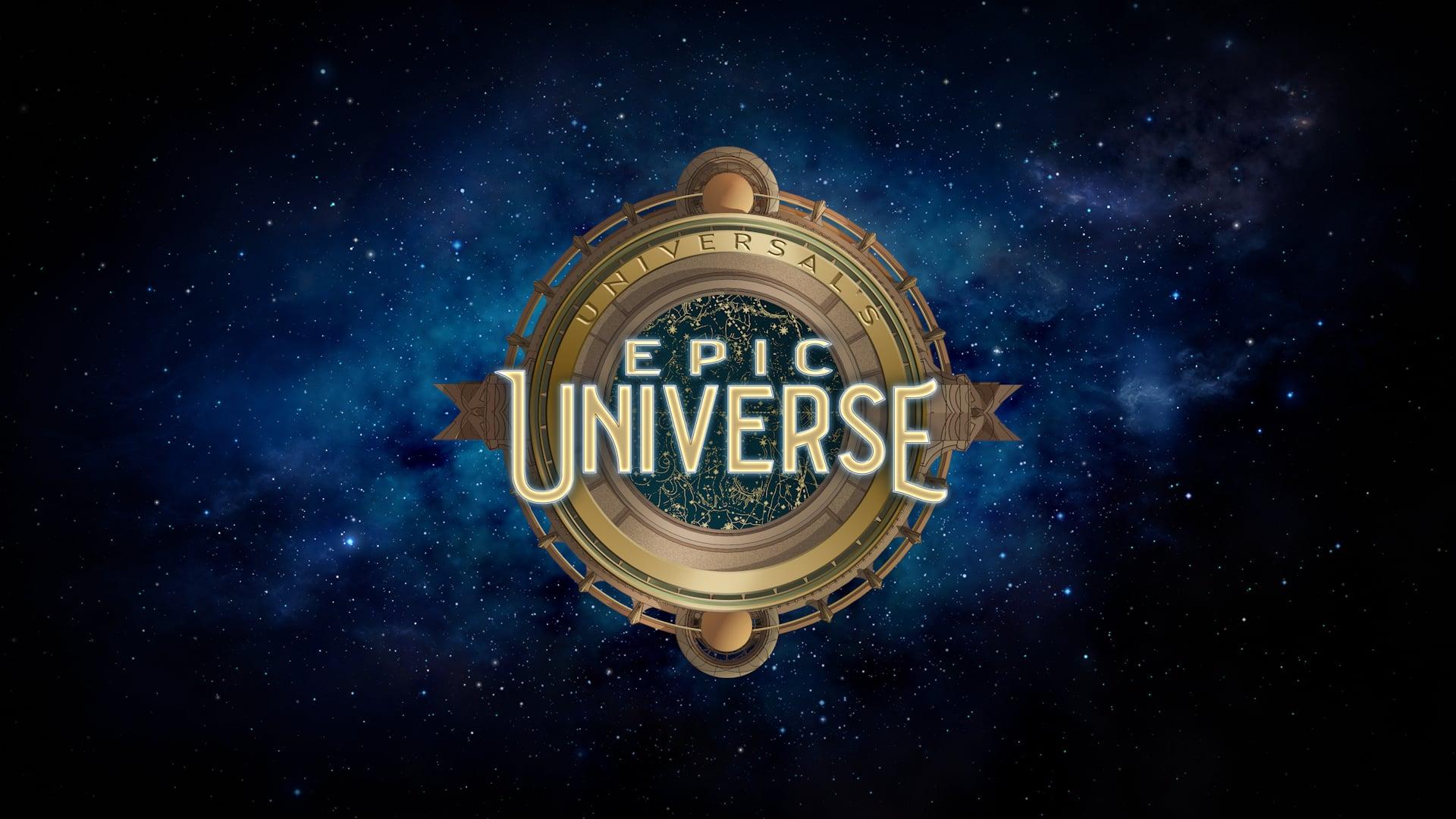 Universal\'s Epic Universe Logo.