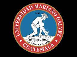 Resultado de imagen para LOGO UNIVERSIDAD MARIANO GALVEZ.
