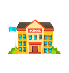School Building Clipart Vector Images (over 500).