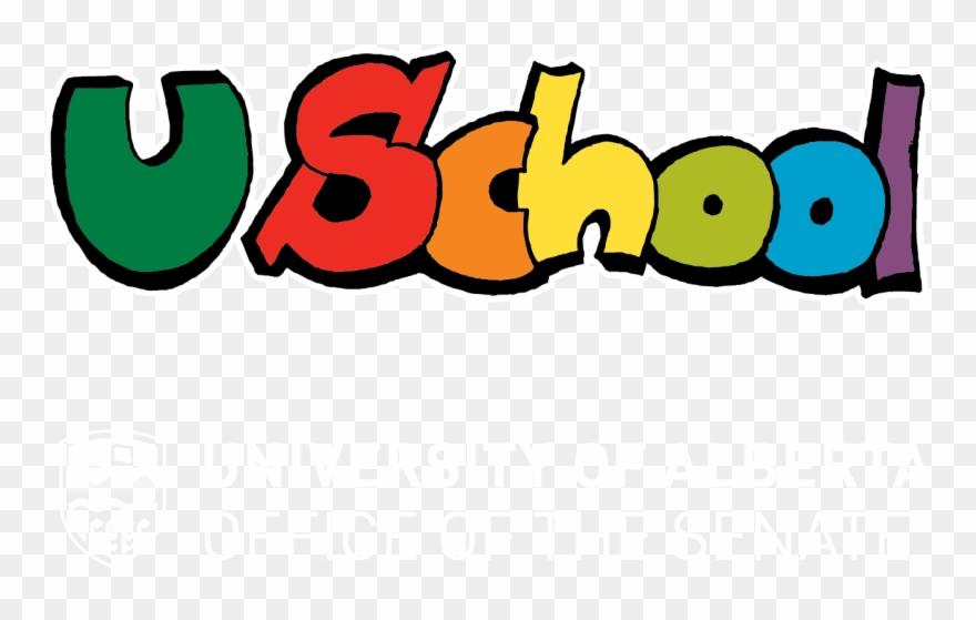 University Of Alberta U School Logo Clipart (#1768360.