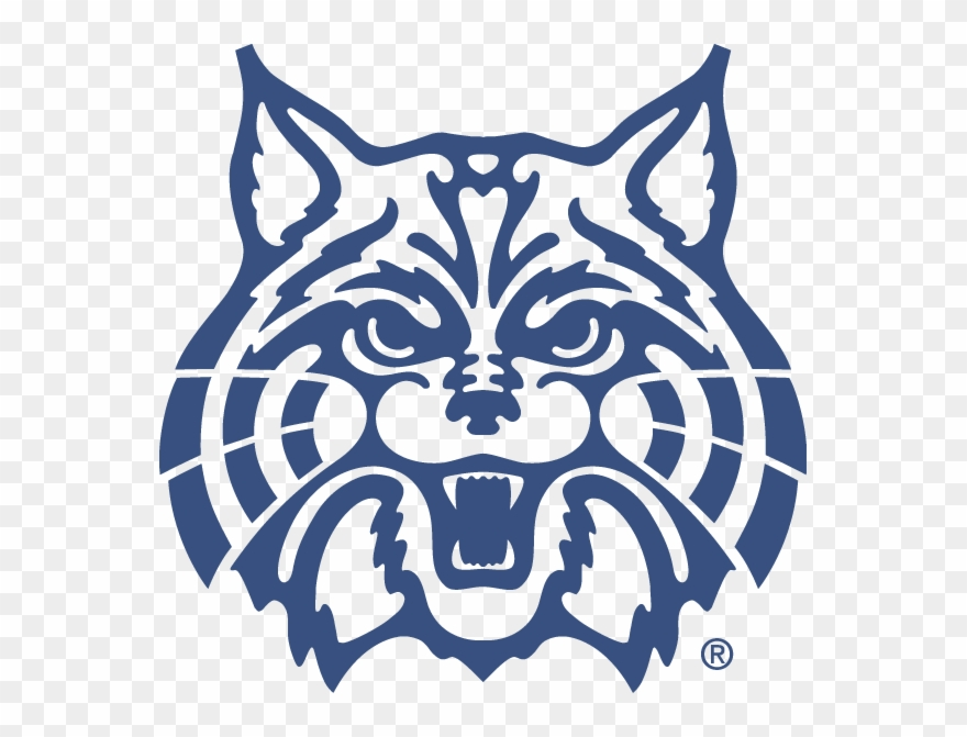 University Of Arizona Wildcat Clipart (#642692).