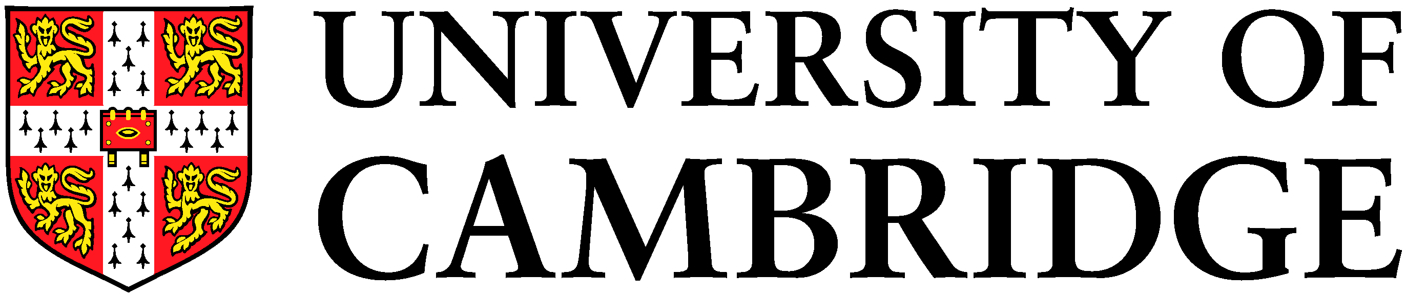 University of Cambridge Logo.