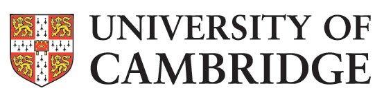 Cambridge Logo [University of Cambridge].