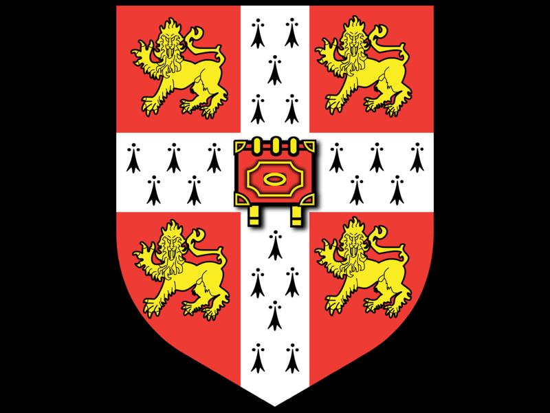 University of Cambridge Logo PNG Transparent & SVG Vector.