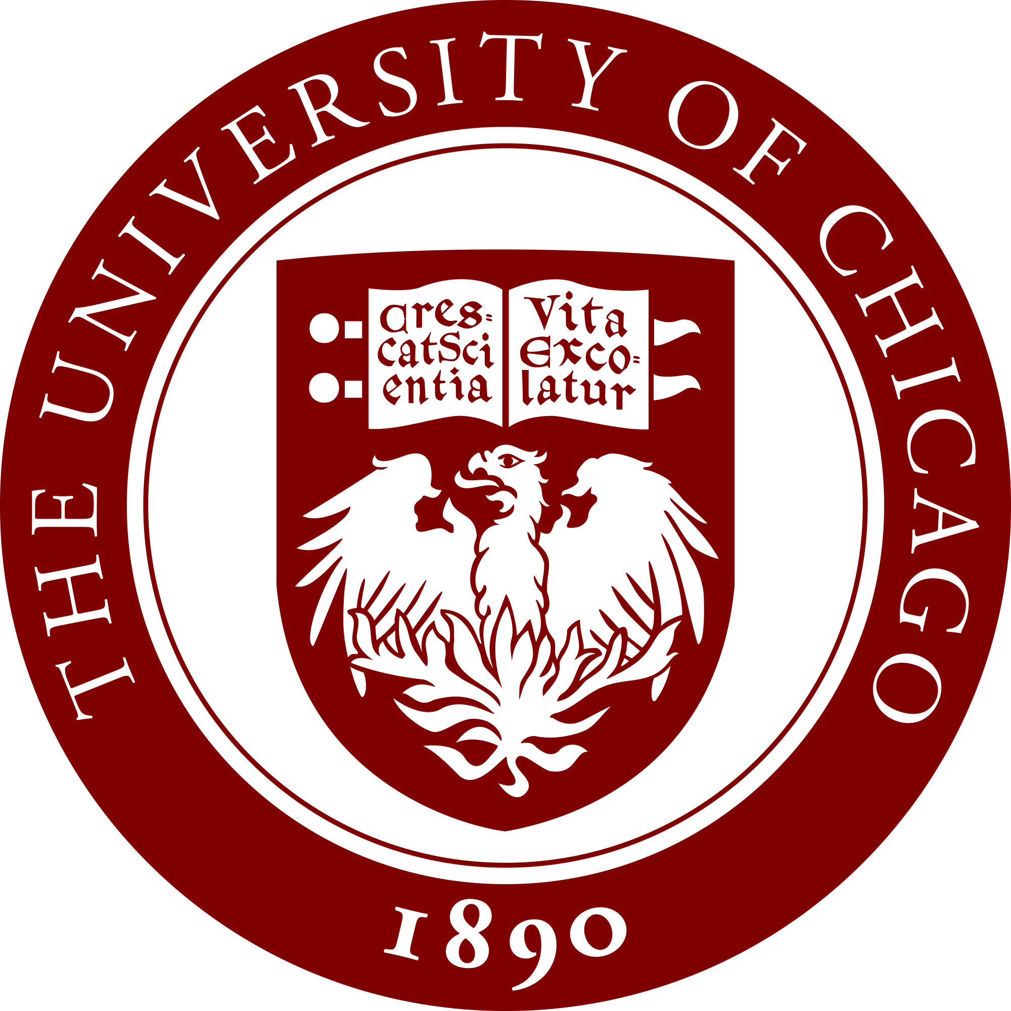 University of chicago Logos.