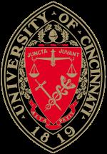 University of Cincinnati.