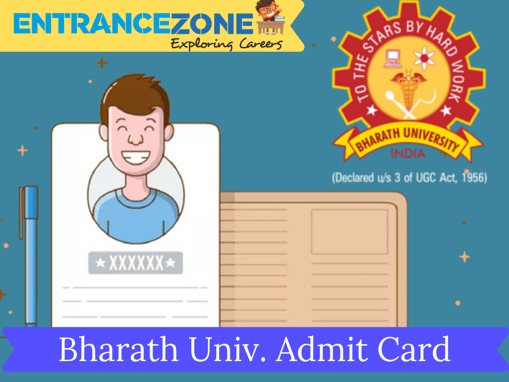 BEEE 2020 Admit Card: Bharat University Entrance Exam.