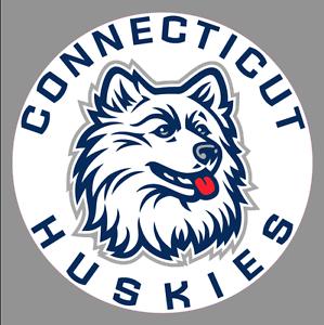 Details about UConn Connecticut University Huskies 6\