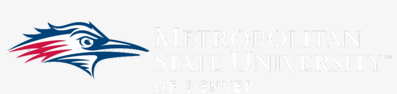 Metropolitan State University Of Denver Logo.