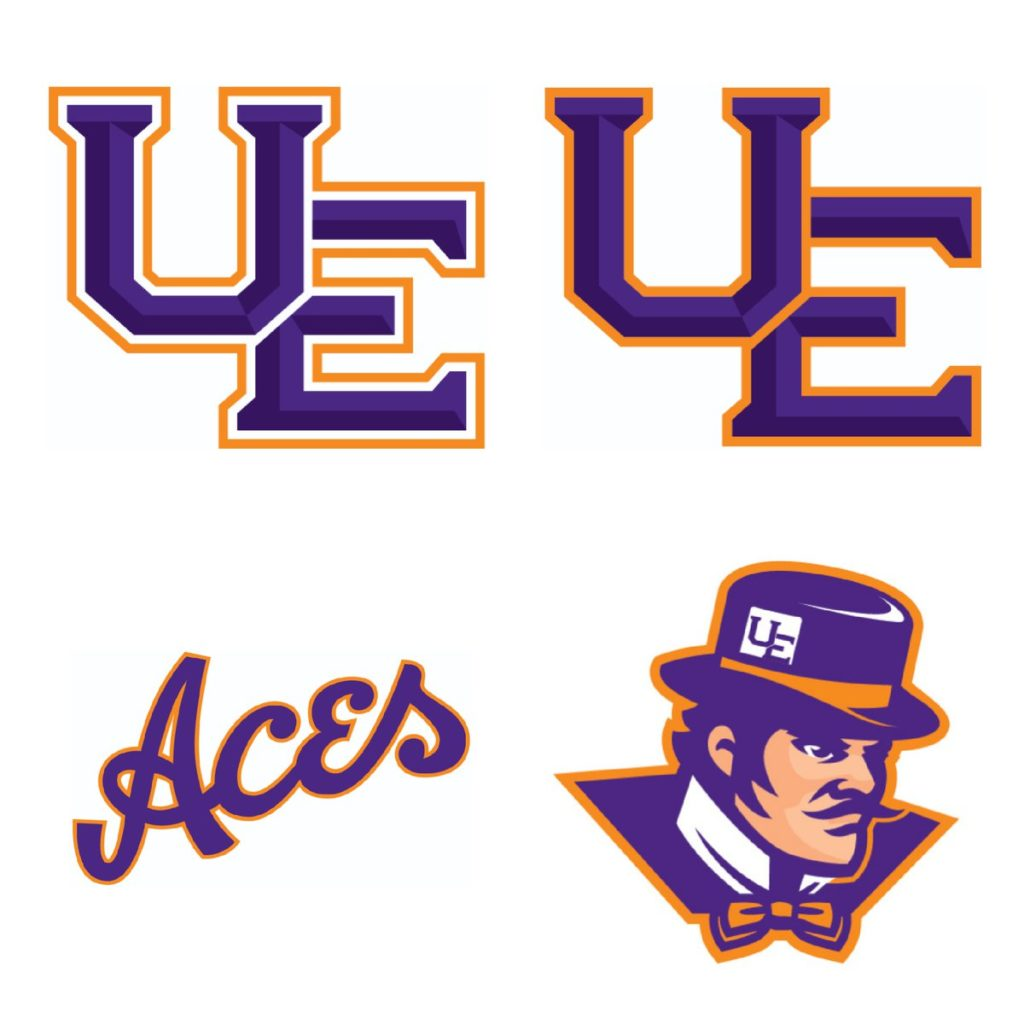 University of Evansville unveils new logos to connect the.