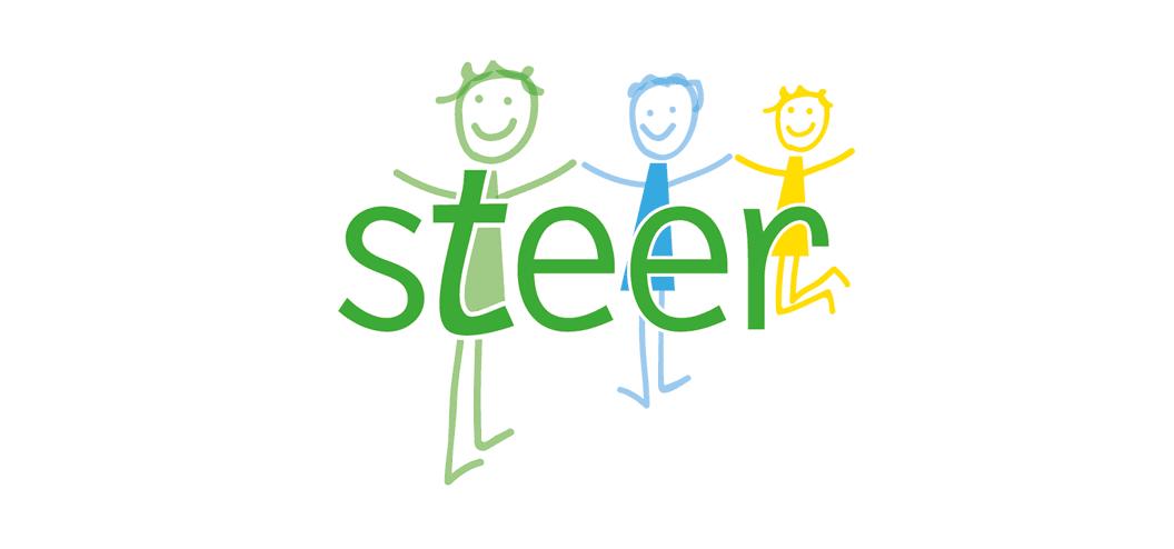 Steer Logo for University of Exeter Medical School.
