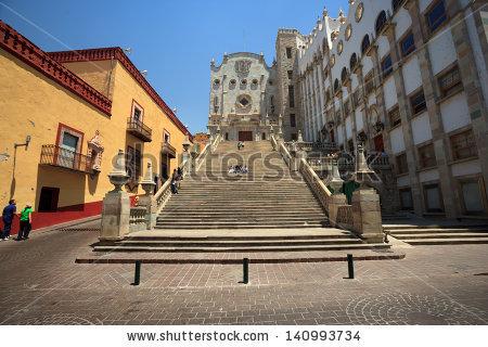 Guanajuato Stock Photos, Royalty.