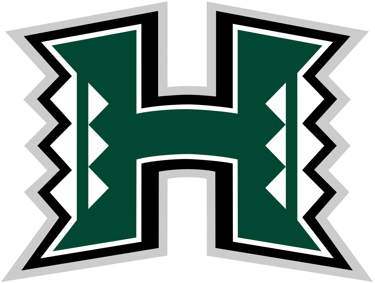 Hawaii Rainbow Warriors and Rainbow Wahine.
