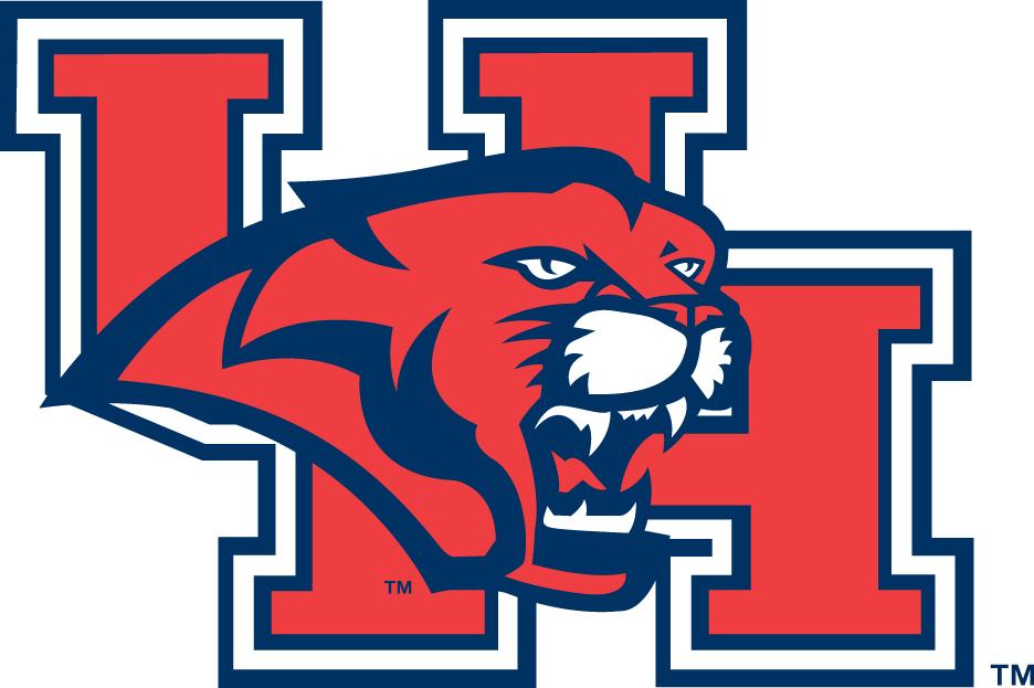 Houston Cougars Logo.