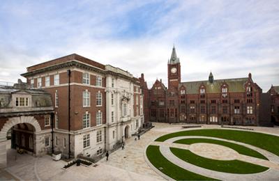 University of Liverpool.