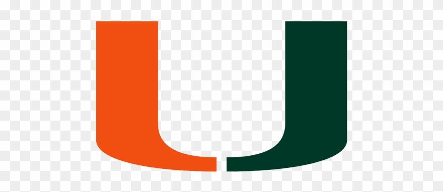 University Of Miami Logo Jpg Clipart (#1505410).