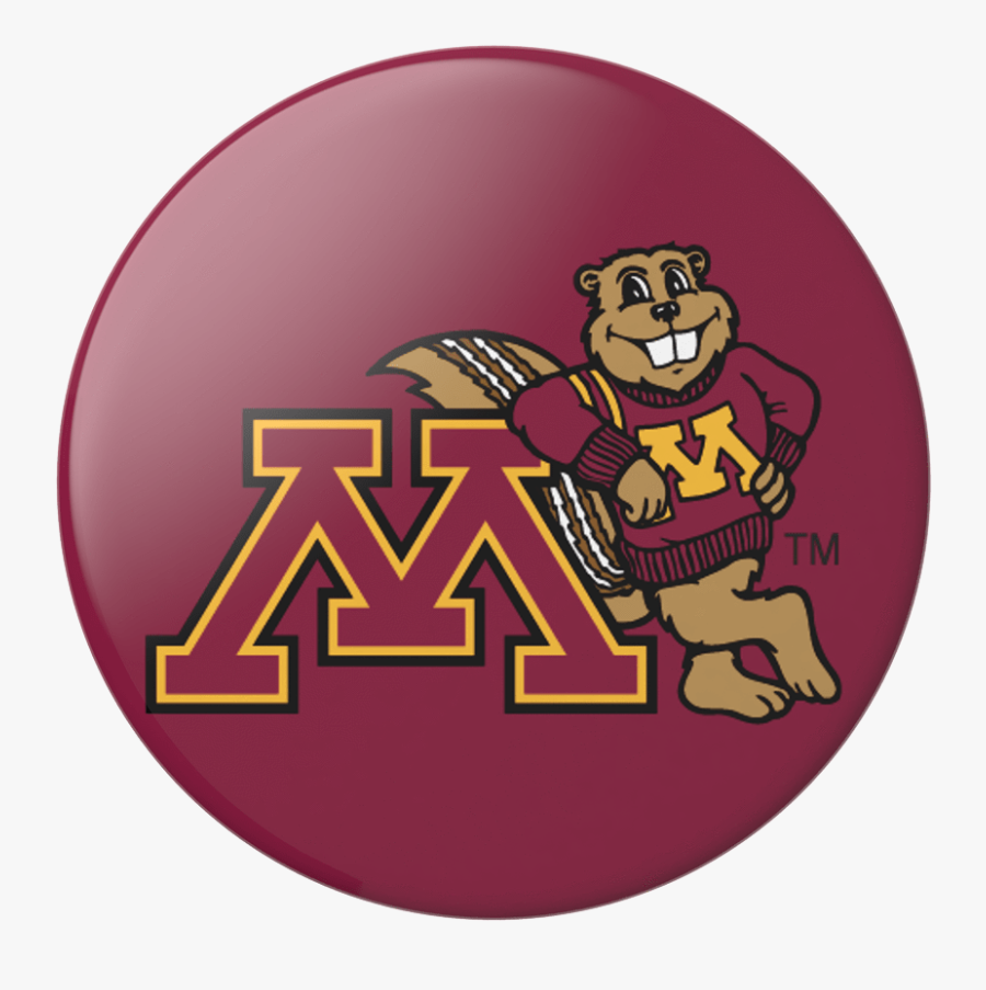 Gopher University Of Minnesota Logo.