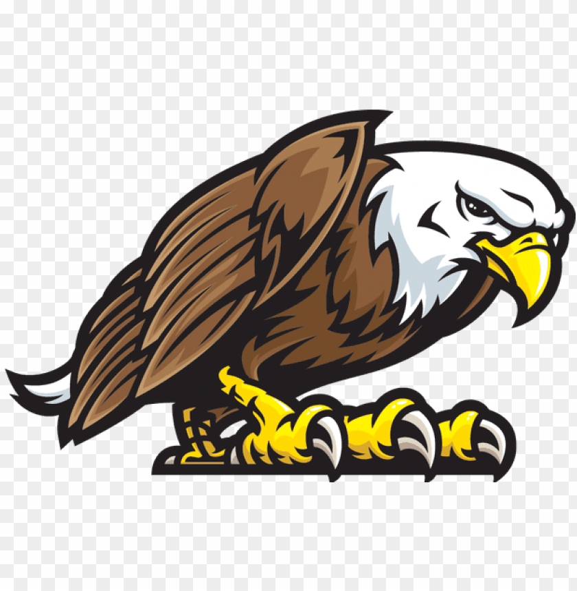 eagle clipart eagle mascot.
