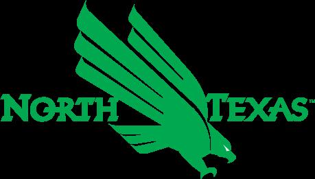 Printable North Texas Mean Green Logo.