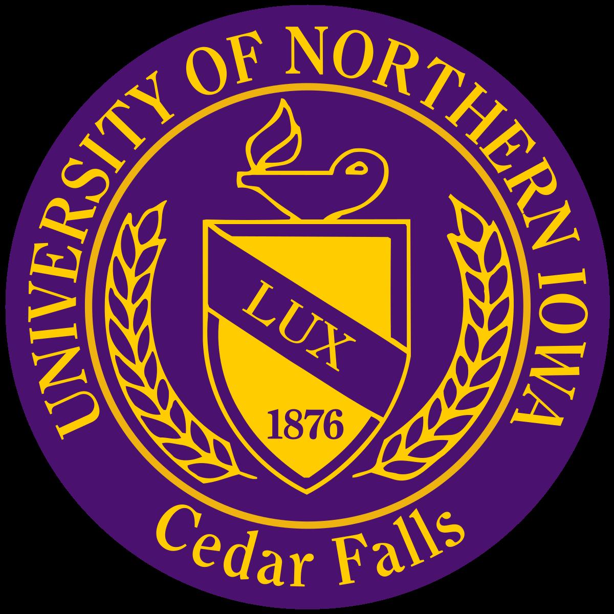 University of Northern Iowa.