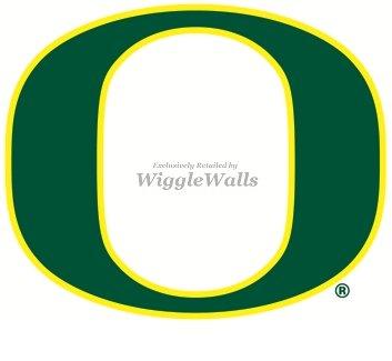 Amazon.com: 4 Inch UO University of Oregon Ducks Yellow.