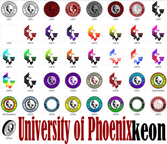 University Of Phoenix (UOP) 42.
