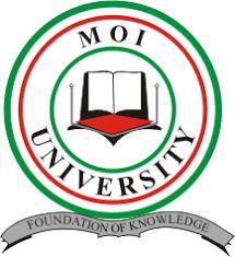 Moi University 2019 Intake.