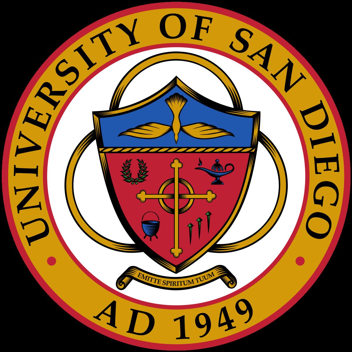 University of San Diego.